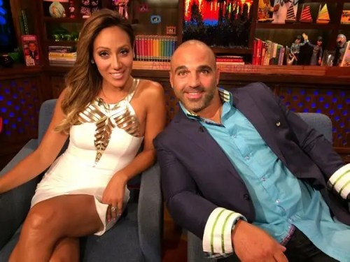 WWHL with Melissa and Joe Gorga