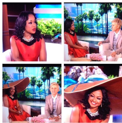 RHOA Phaedra on Ellen