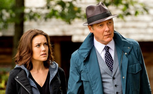The Blacklist Red and lizzie ep 5
