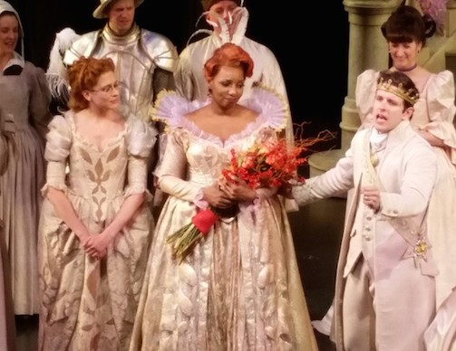 Nene Leakes Debuts A Madame in Cinderella on Broadway!