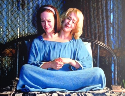 AHS Freak dot and bette crying