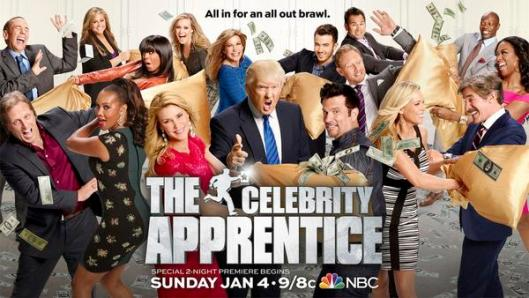 Celebrity Apprentice Premiers With Two Housewives And Tons of Drama