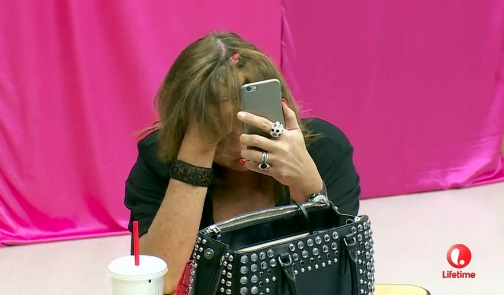Dance Moms Abby Meltdown