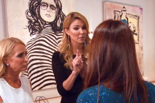 Real Housewives of Beverly Hills Recap: Drama Queens