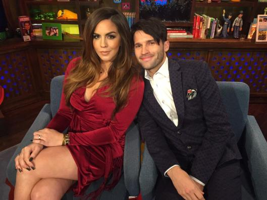 Katie Maloney and Tom Schwartz On WWHL : Is Katie Pregnant?