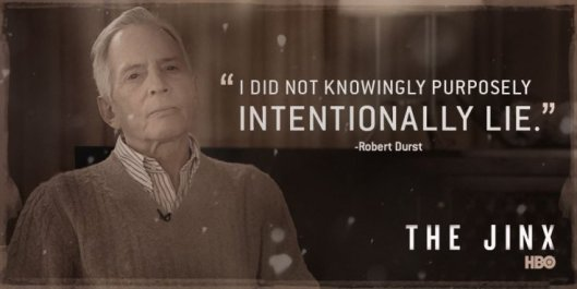 The Jinx on HBO: The Life and Deaths of Robert Durst