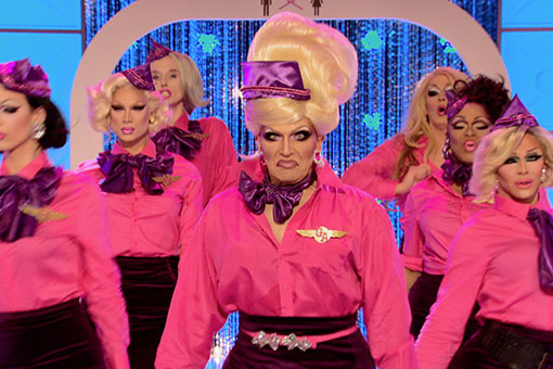 RuPaul's Drag Race Recap: Glamazonian Airways