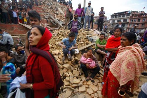 Disastrous Earthquake in India this weekend