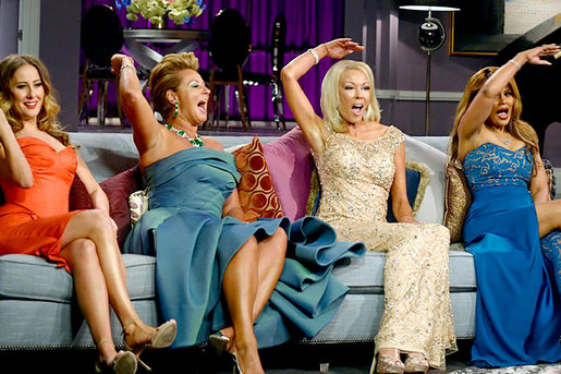 Real Housewives of Melbourne Reunion Recap