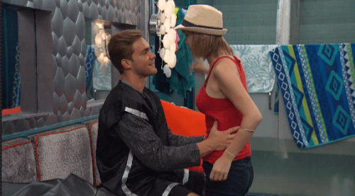 BB17 clay and Shelli