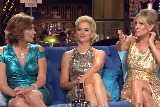 Real Housewives of New York Reunion Part 2 Recap: Ramona Tells All