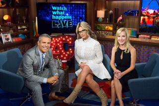 WWHL With Kim Biermann Recap