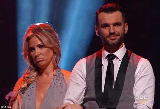 Dancing With the Stars Mini-Recap: How Did Kim Do? Who Got Eliminated?