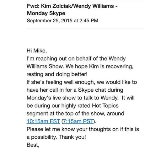 Kim Biermann is Furious With Wendy Williams