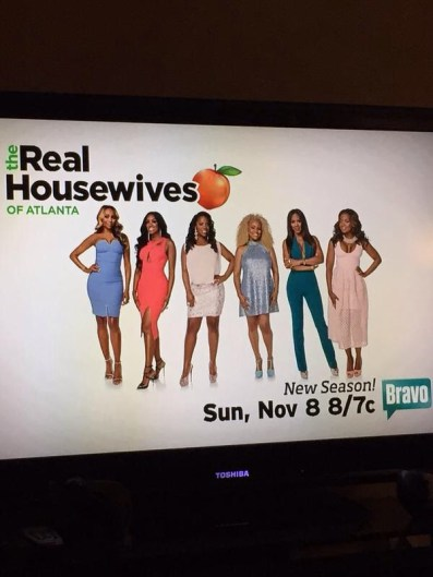 RHOA Peach Holder's Officially Revealed by Bravo ?