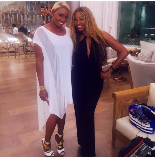 Has Another Friends Contract Been Reinstated Between Nene and Cynthia?