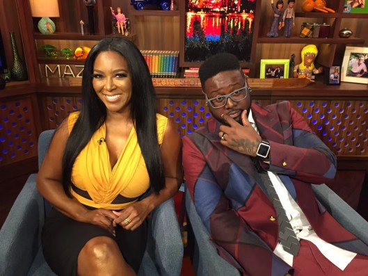 WWHL With Kenya Moore