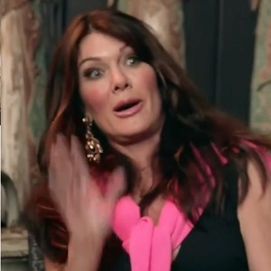 Pump Lisa Vanderpump shocked