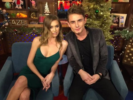 WWHL With Vanderpump Rules' James and Lala: So Much Cursing and They Claim Jax Has STDs!