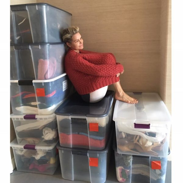 Yolanda Hadid Sells Westwood Condo and Moves to Four Seasons NYC