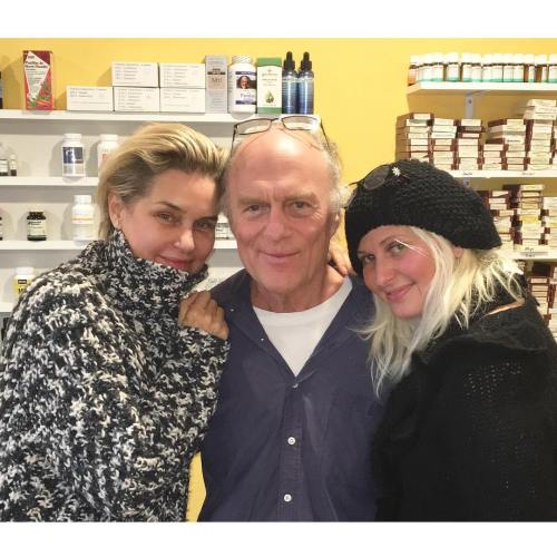 RHOBH Yolanda and Daisy with Whackdoodle Doctor