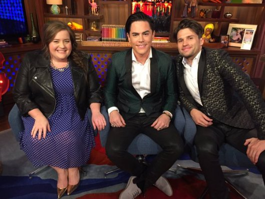WWHL With The Toms From Vanderpump Rules