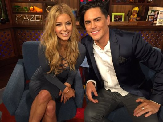 WWHL With Ariana Madix and Tom Sandoval