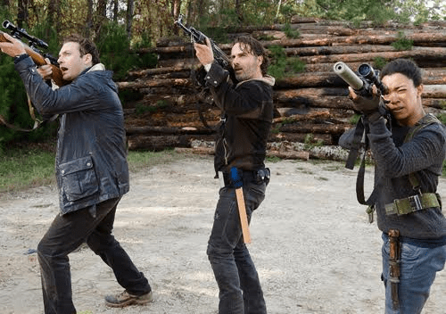 The Walking Dead recap: Last Day on Earth