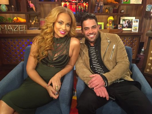 WWHL With Mike Shouhed, Drunk.
