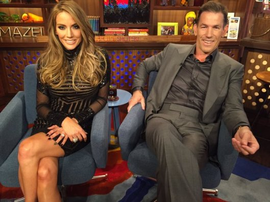 WWHL With Thomas Ravenal and Cary Deuber