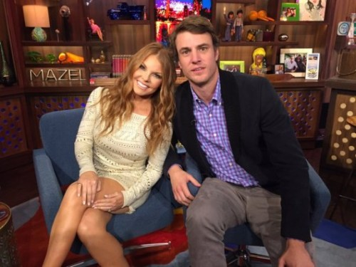 WWHL with  Shep