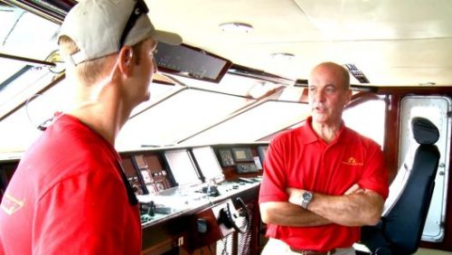 Below Deck Med Captain Mark