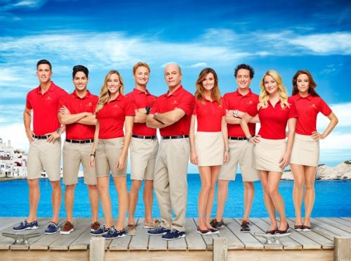 Below Deck Med Cast