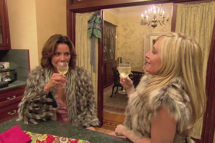 Real Housewives of New York Recap: Airing Your Dirty Laundry