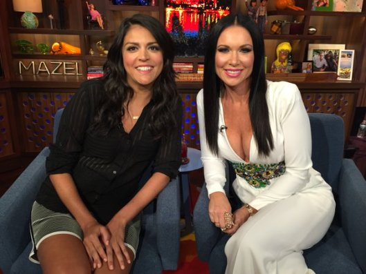 WWHL With Leeane Locken and Cecily Strong