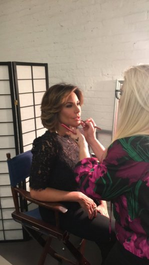 WWHL With Countess Luann de Lesseps