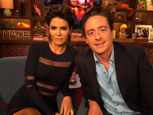 WWHL With Lisa Rinna and Ben Robinson