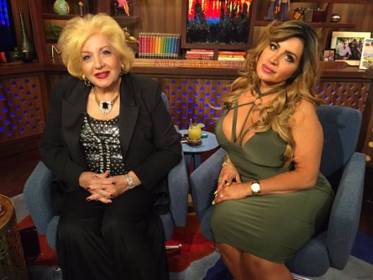 WWHL With Mercedeh Javid and Vida Javid