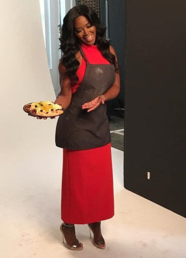What Is Kenya Moore Cooking Up In NYC?