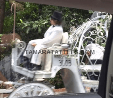 RHOA Carriage driver