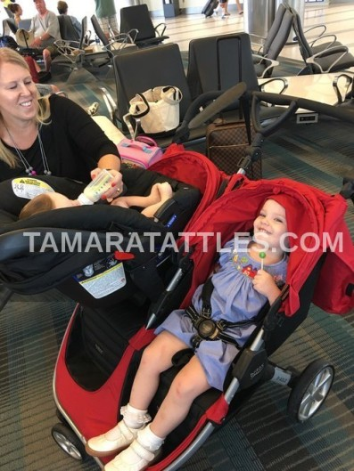 Southern Charm  Nanny and Babies going to NYC