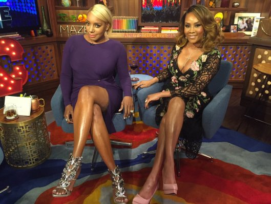 WWHL With Nene Leakes and Vivica Fox