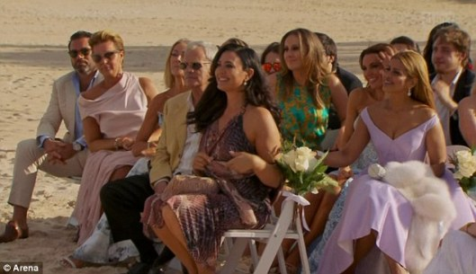 Real Housewives of Melbourne Recap: Gamble's Big Day