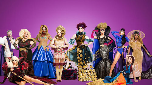 RPDR All cast season 2