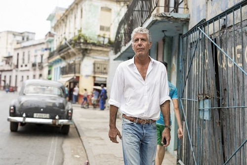 Anthony Bourdain Reviews The Current Food Trends