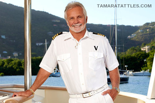 Below deck Captain Lee