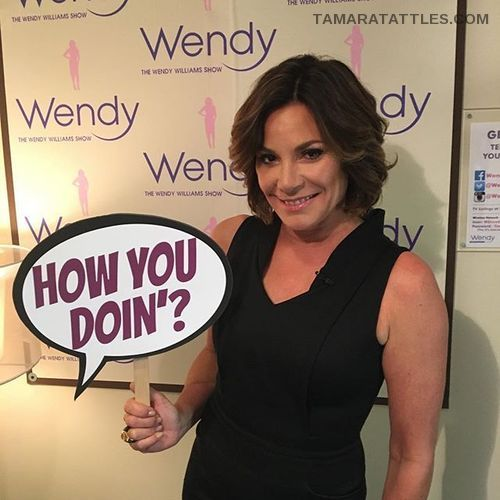 Wendy Williams Was Completely Rude To Luann de Lesseps
