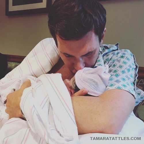 Gage Edward and Jeff Lewis Welcome Baby Girl!