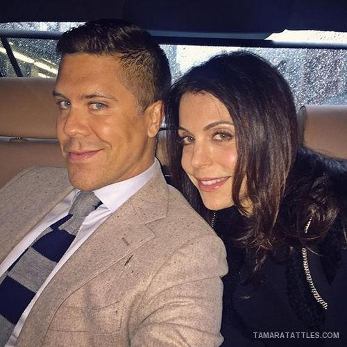 Fredrik Eklund And Bethenny Frankel Do The Happy Dance Over Their New Bravo Show