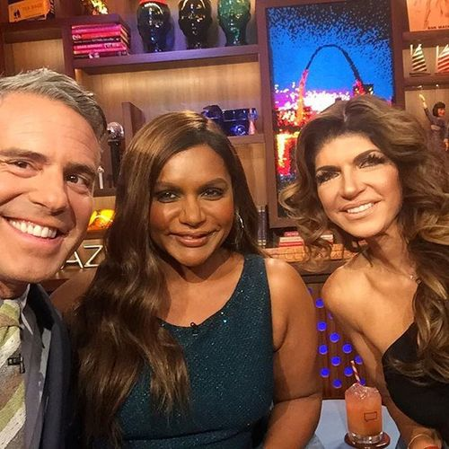 Watch What Happen Live With Teresa Giudice